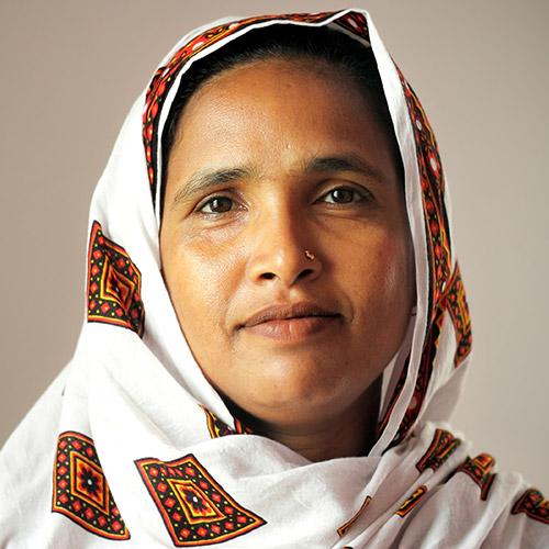 South Asian Woman